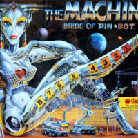 The Machine : Bride of Pin•Bot